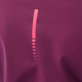 asics Winter Half-Zip Top Women prune